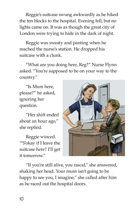 Book Preview For The Blitz Page 10