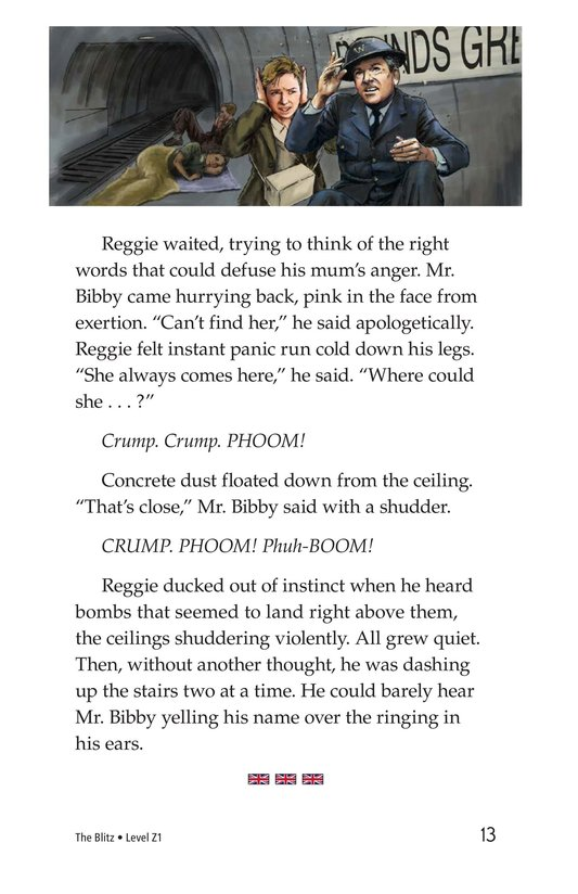 Book Preview For The Blitz Page 13