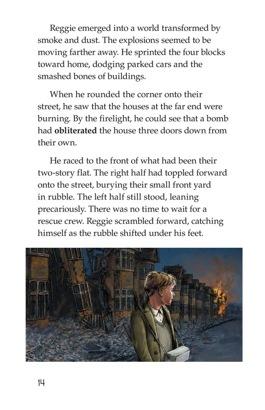 Book Preview For The Blitz Page 14
