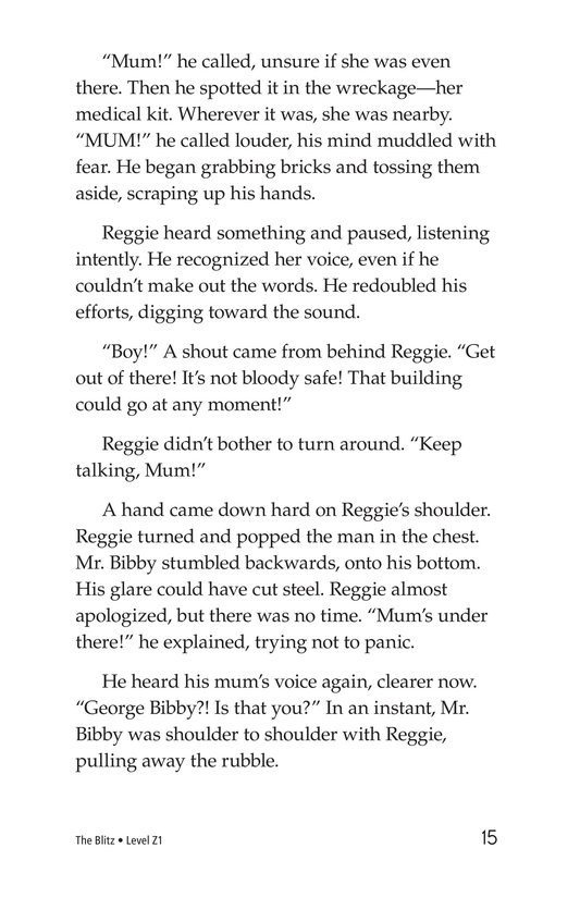Book Preview For The Blitz Page 15