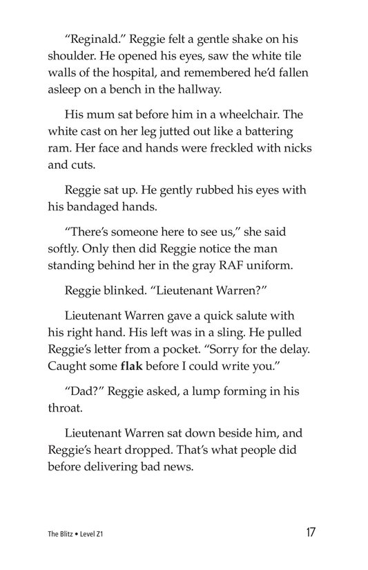 Book Preview For The Blitz Page 17