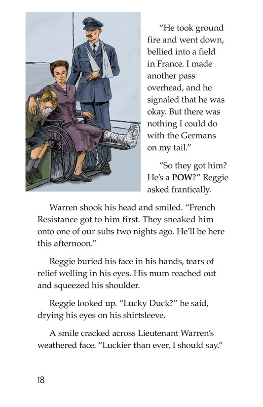 Book Preview For The Blitz Page 18