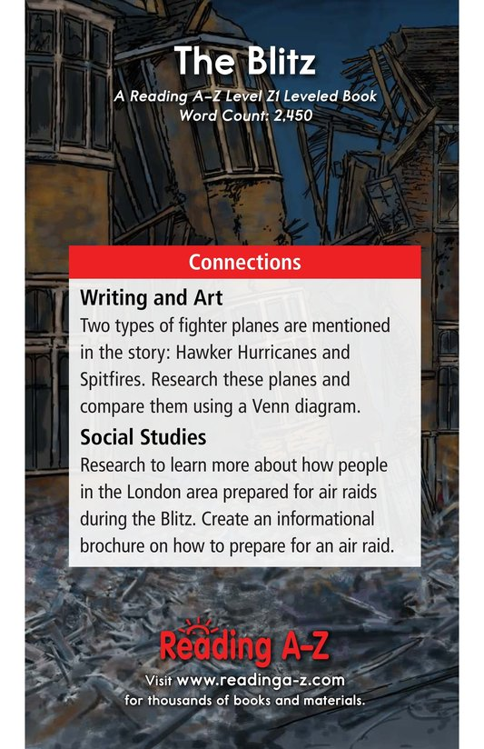 Book Preview For The Blitz Page 21