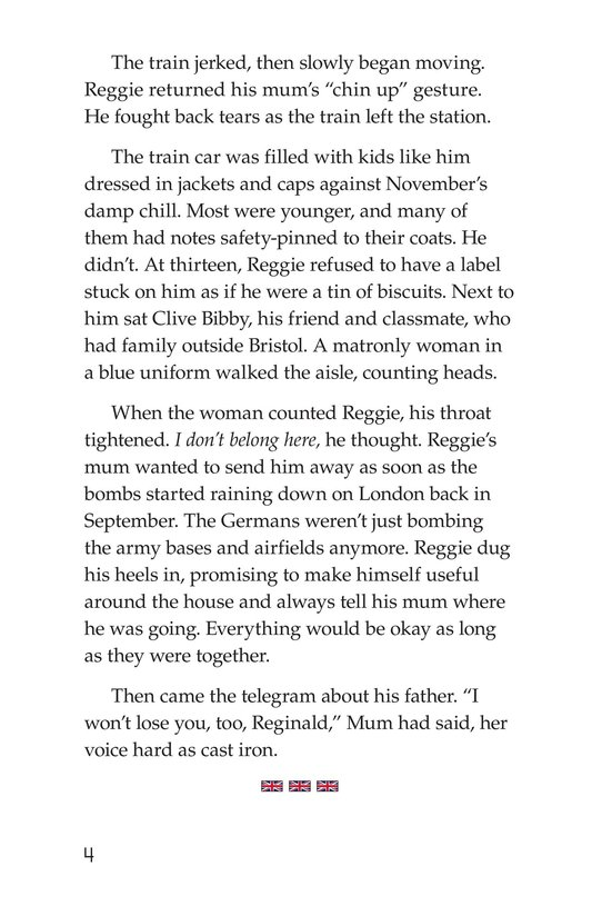Book Preview For The Blitz Page 4