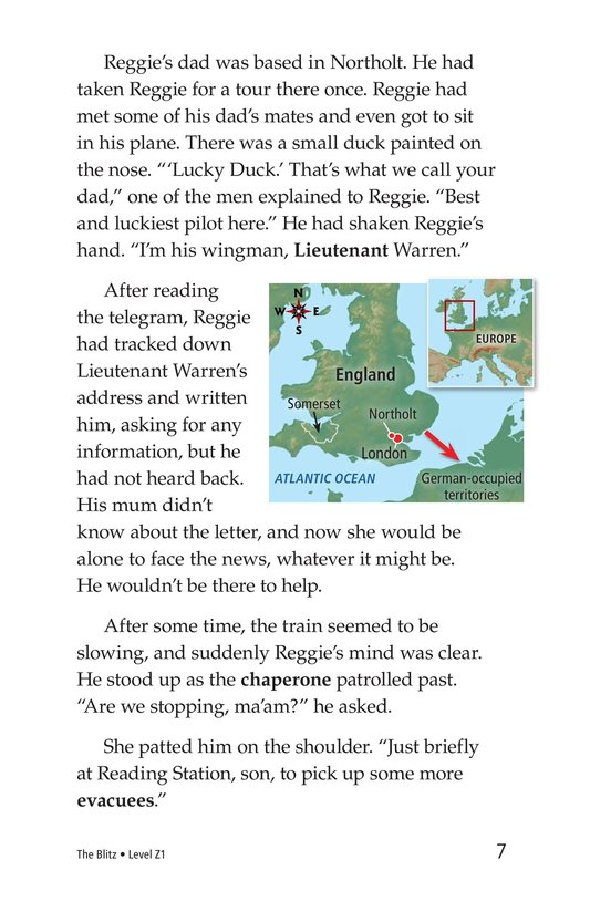 Book Preview For The Blitz Page 7