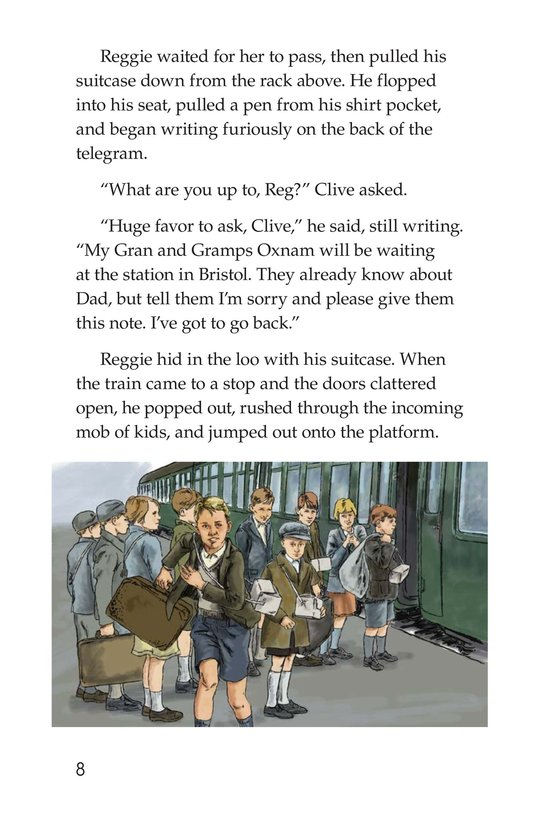 Book Preview For The Blitz Page 8