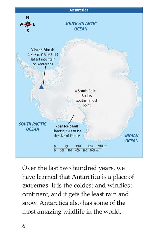 Book Preview For Amazing Antarctica Page 6