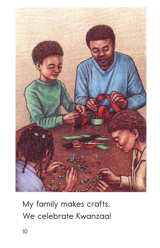 Book Preview For Kaden's Kwanzaa Page 10