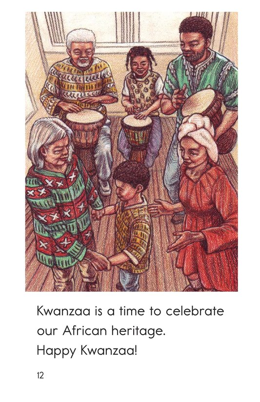 Book Preview For Kaden's Kwanzaa Page 12