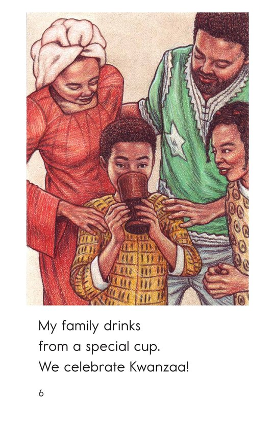 Book Preview For Kaden's Kwanzaa Page 6