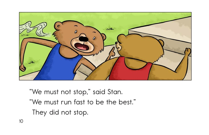 Book Preview For Swiss Fun Run Page 10