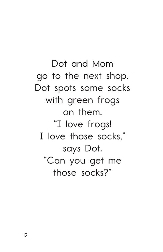 Book Preview For Decodable Passages Set 4 Book 2 Page 12