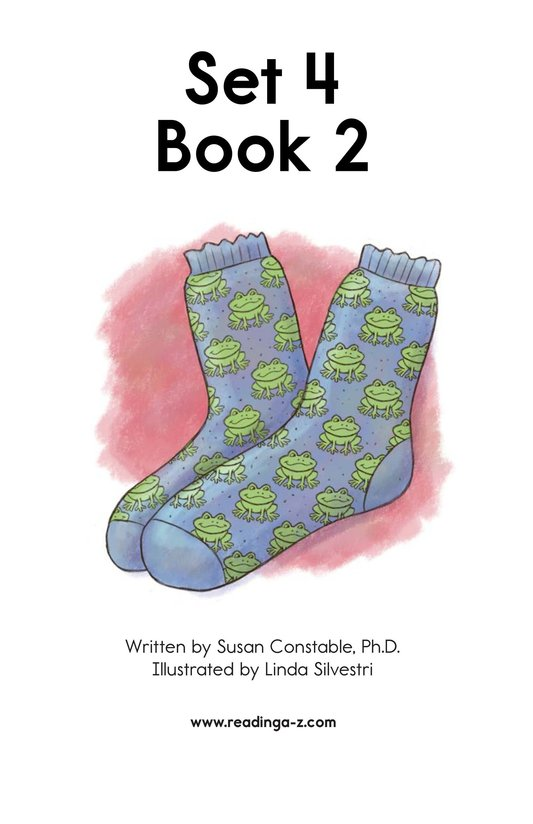 Book Preview For Decodable Passages Set 4 Book 2 Page 2