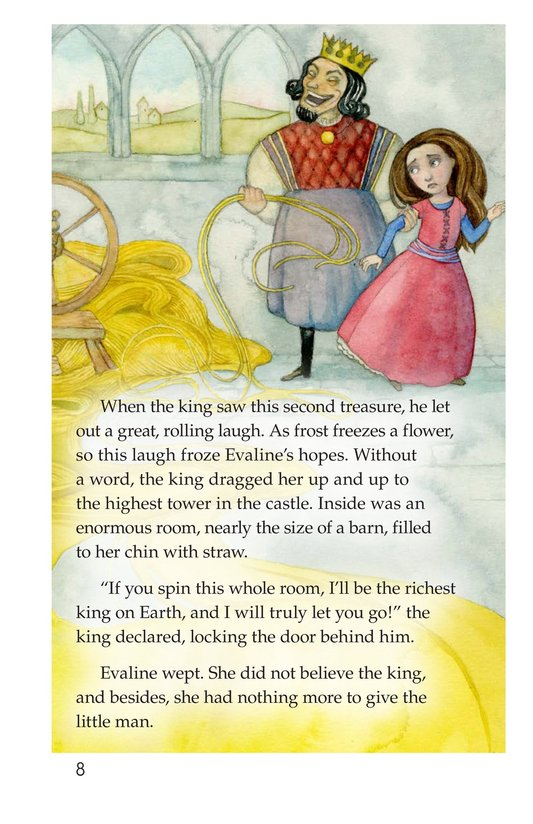 Book Preview For Rumpelstiltskin Page 8