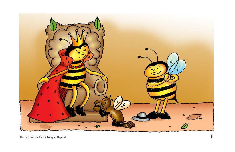 Book Preview For The Bee and the Flea Page 11