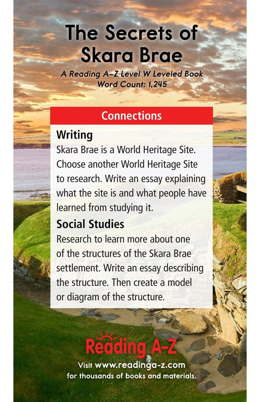 Book Preview For The Secrets of Skara Brae Page 17