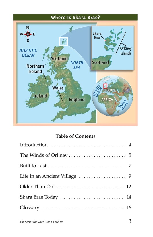 Book Preview For The Secrets of Skara Brae Page 3