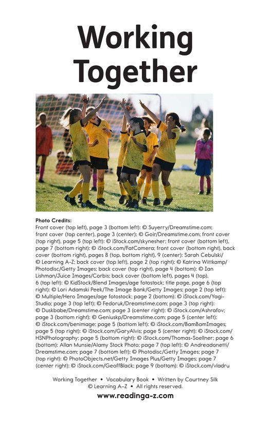 Book Preview For Working Together Page 11