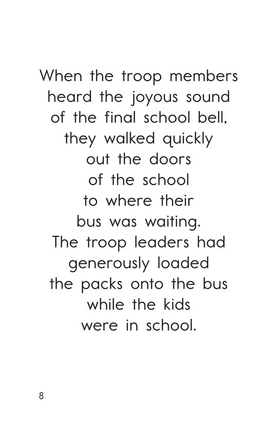 Book Preview For Decodable Passages Set 25 Book 1 Page 8