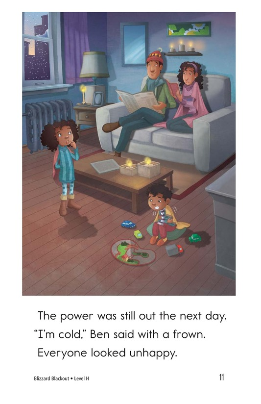 Book Preview For Blizzard Blackout Page 11