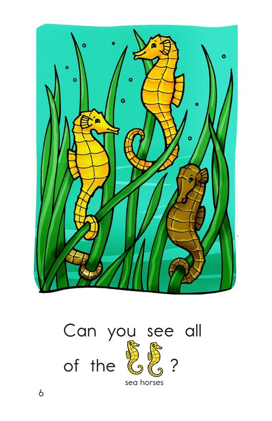 Book Preview For Can You See? Page 6