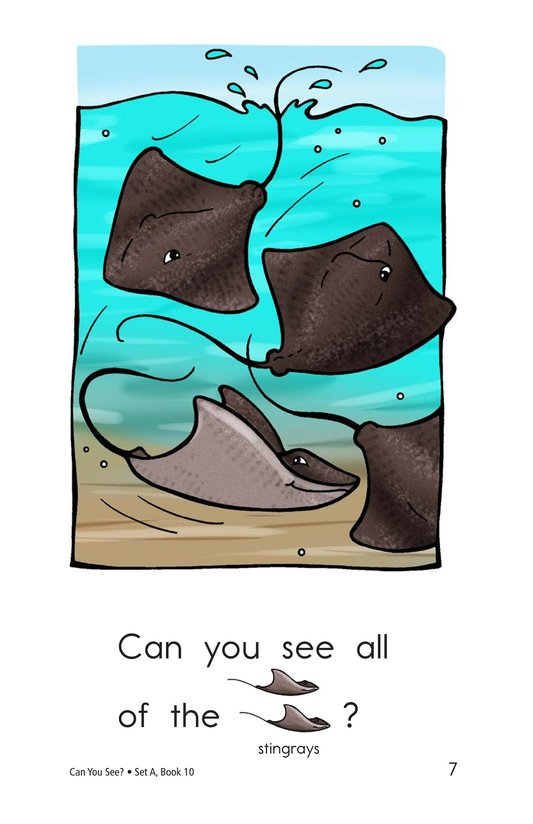 Book Preview For Can You See? Page 7