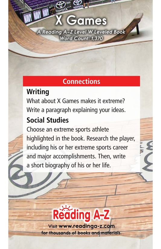 Book Preview For X Games Page 17
