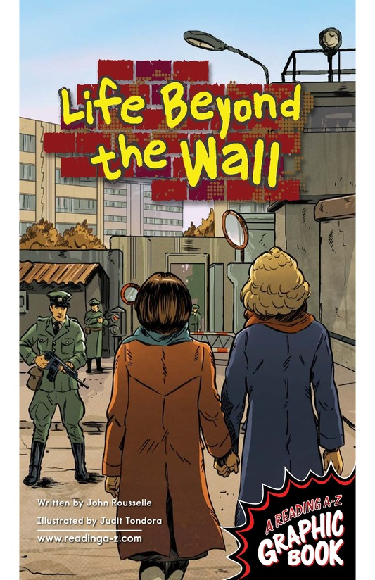 Book Preview For Life Beyond the Wall Page 1