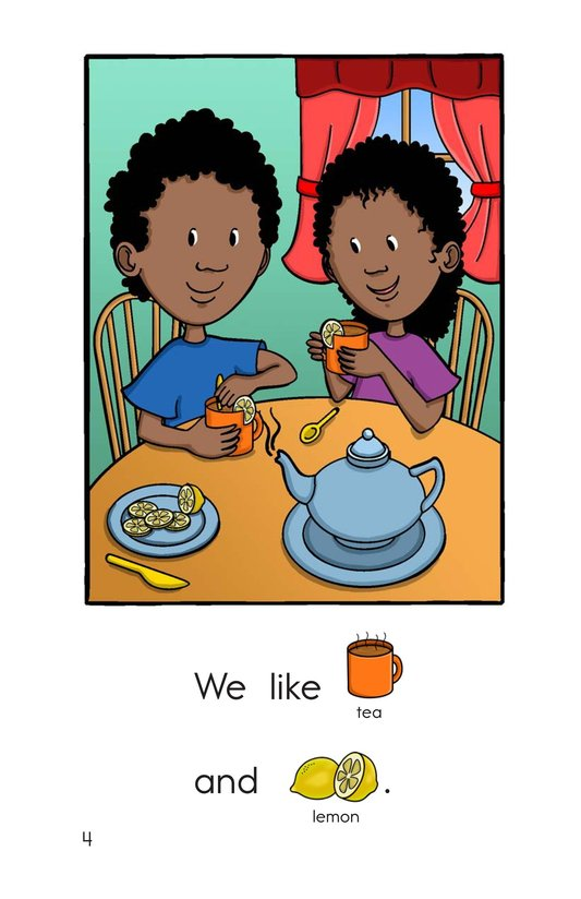 Book Preview For I Like Page 4