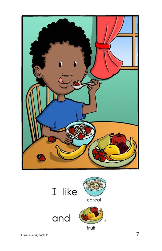 Book Preview For I Like Page 7