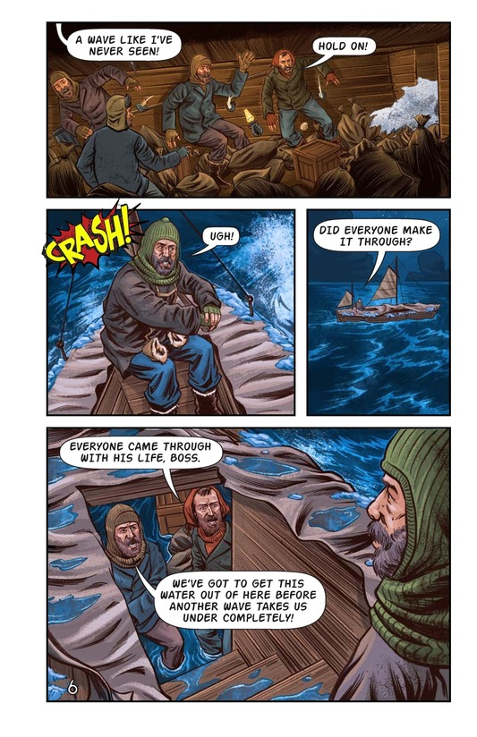 Book Preview For Shackleton's Antarctic Escape Page 7