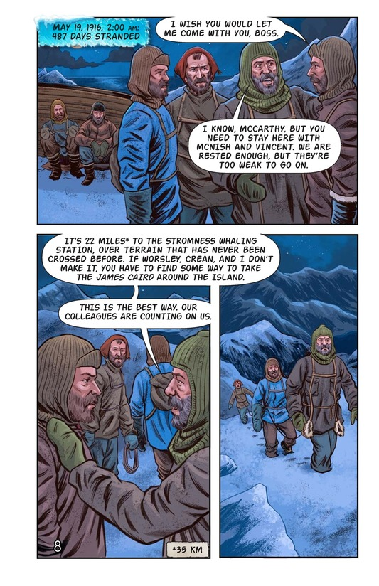Book Preview For Shackleton's Antarctic Escape Page 9