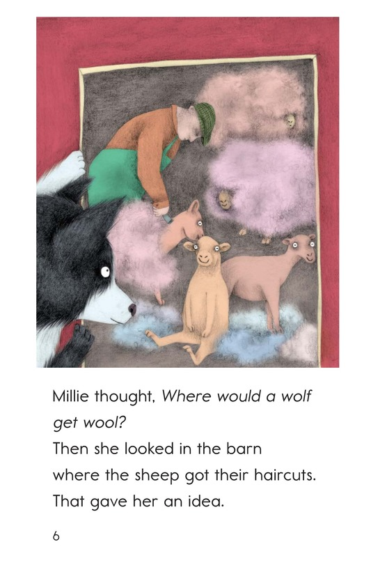Book Preview For A Wolf in Sheep's Clothing Page 6