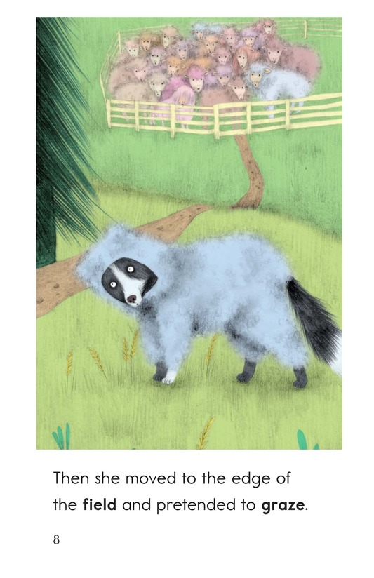 Book Preview For A Wolf in Sheep's Clothing Page 8