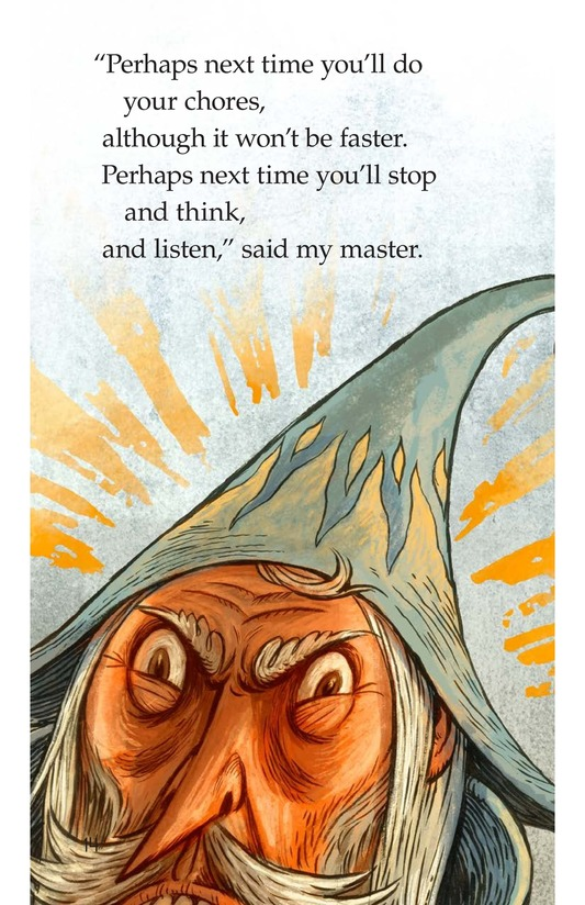 Book Preview For The Sorcerer's Apprentice Page 14