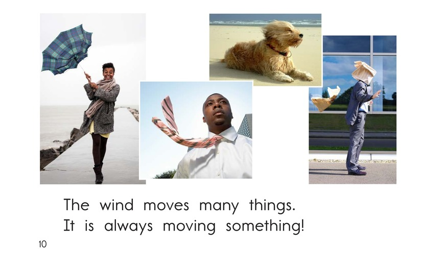 Book Preview For What Does the Wind Move? Page 10