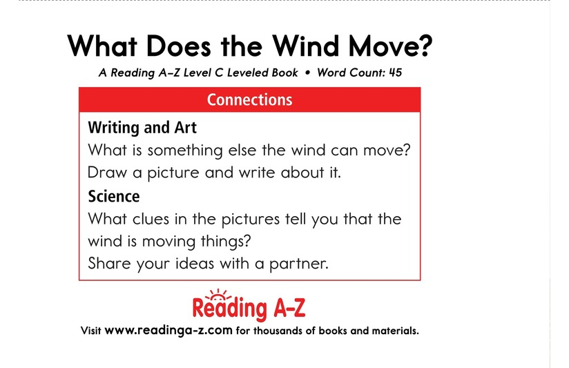 Book Preview For What Does the Wind Move? Page 11