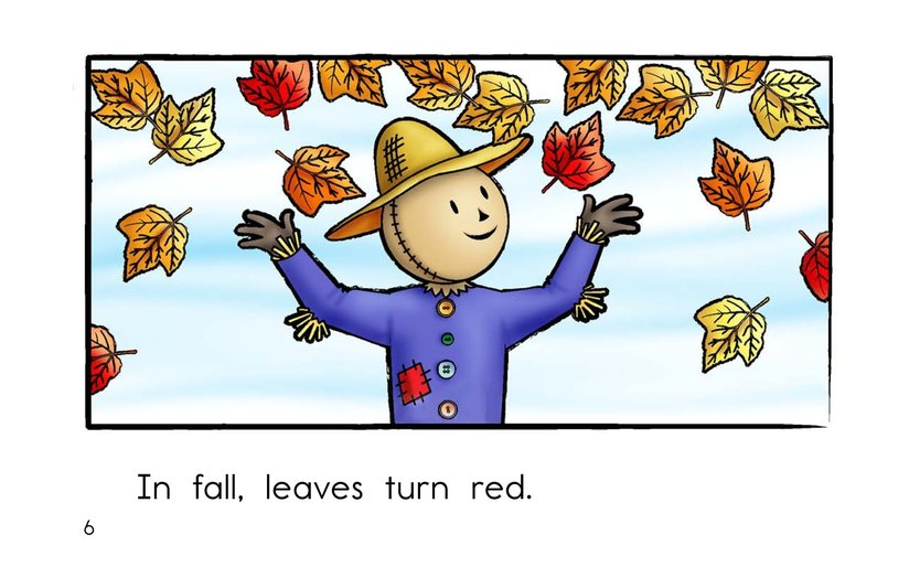 Book Preview For Fall Page 6