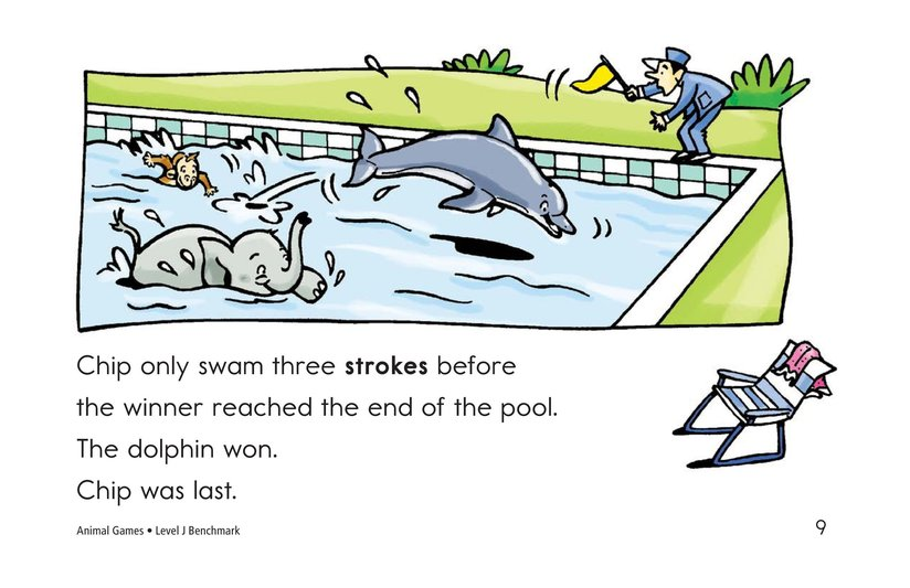 Book Preview For Animal Games Page 9