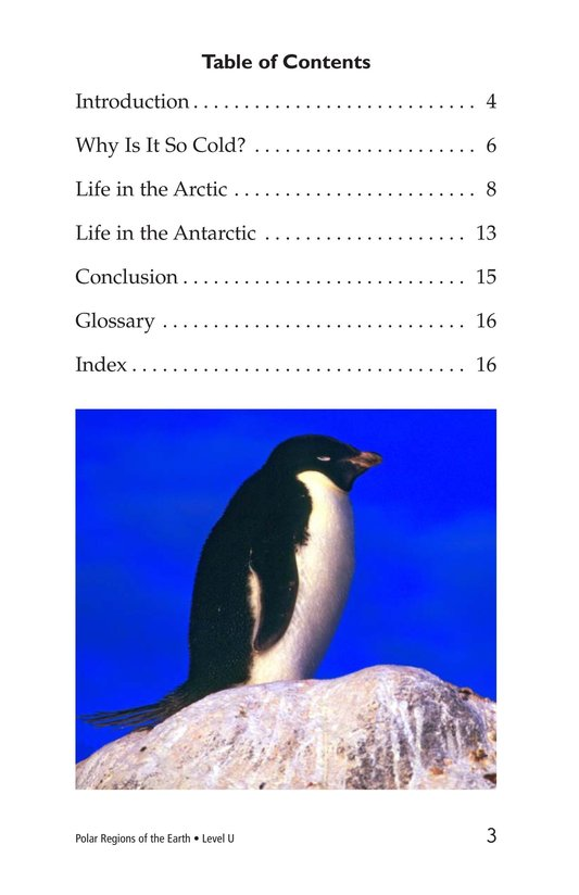 Book Preview For Polar Regions of the Earth Page 3