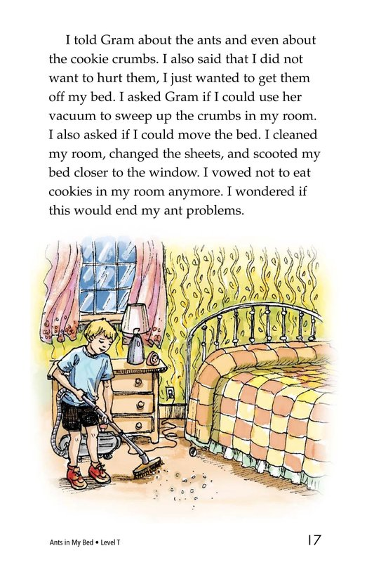 Book Preview For Ants in My Bed Page 17