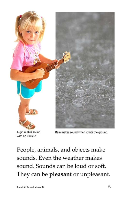 Book Preview For Sound All Around Page 5