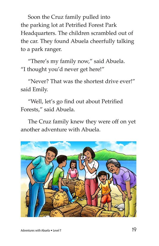 Book Preview For Adventures with Abuela Page 19