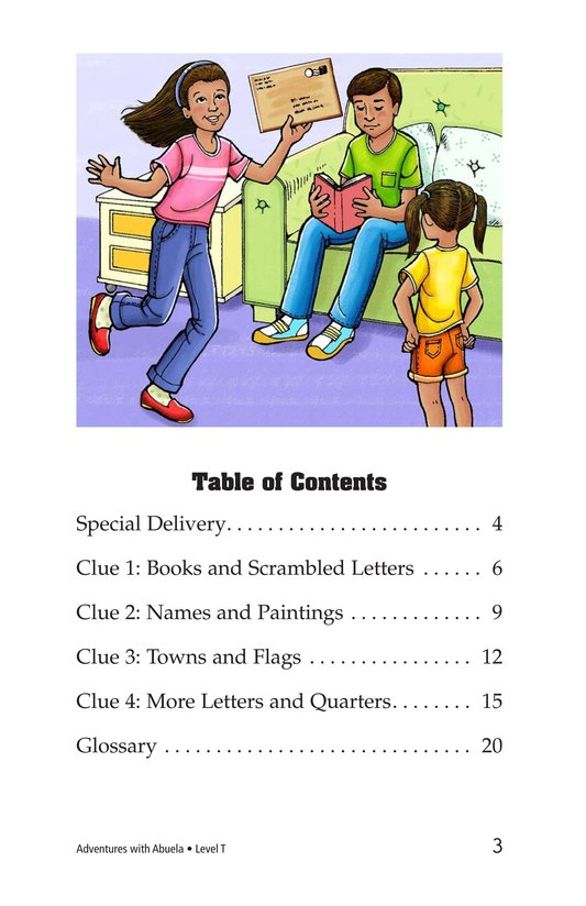 Book Preview For Adventures with Abuela Page 3