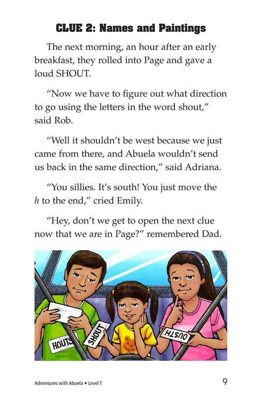 Book Preview For Adventures with Abuela Page 9