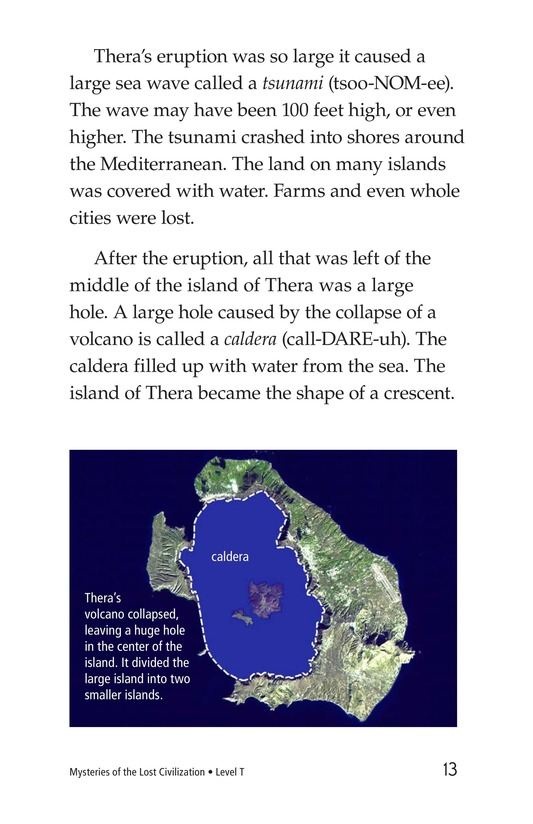 Book Preview For Mysteries of the Lost Civilization Page 13