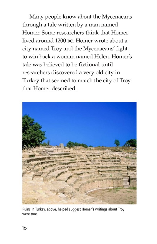 Book Preview For Mysteries of the Lost Civilization Page 16
