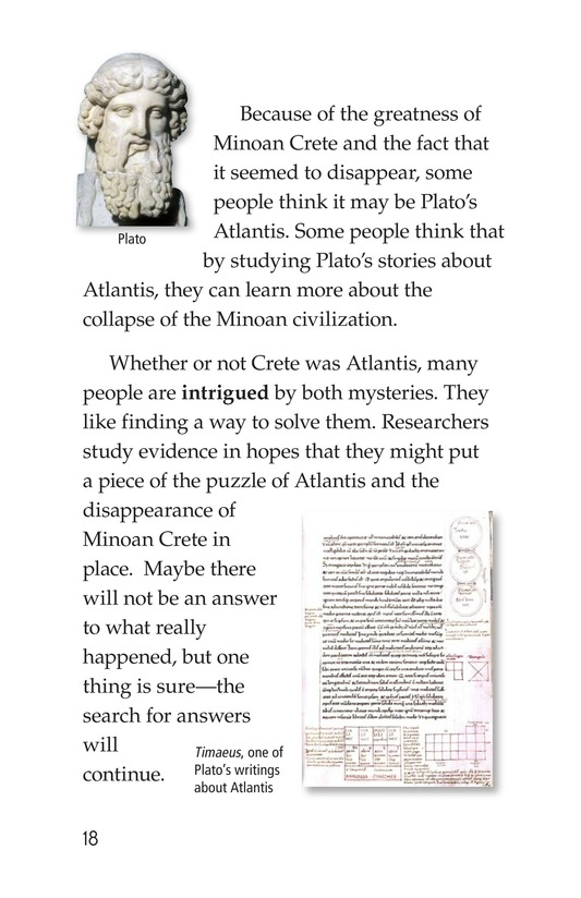 Book Preview For Mysteries of the Lost Civilization Page 18