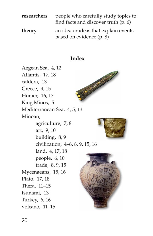 Book Preview For Mysteries of the Lost Civilization Page 20