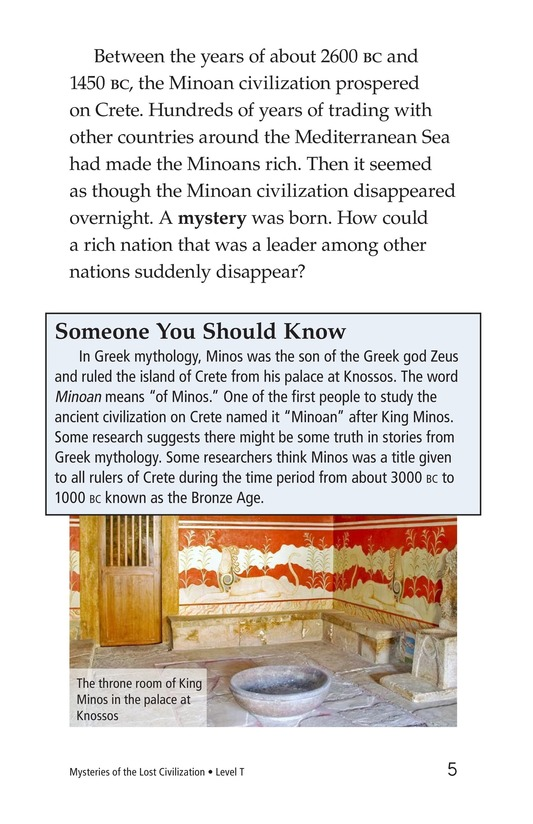 Book Preview For Mysteries of the Lost Civilization Page 5